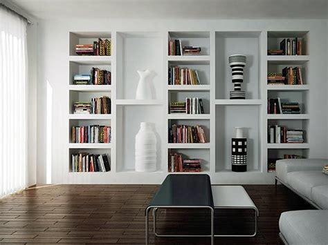 libreria rimini libreria moderna in cartongesso rimini arredamento
