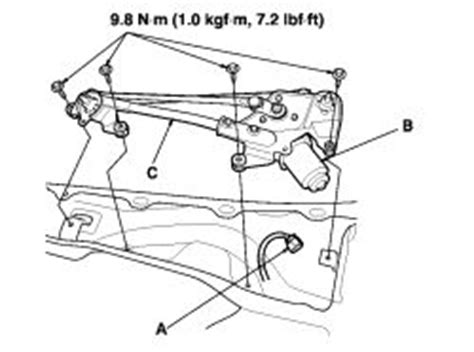 service manuals schematics 1992 honda civic windshield wipe control service manual repair manual 2001 acura rl download windshield wiper repair manual 1992