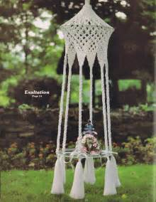 Macrame Hanging Planter Patterns by 1000 Images About Macrame On Macrame Patterns
