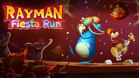 how to a to run rayman run review funky food themed levels and solid rayman experience
