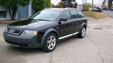 2004 Audi Allroad Quattro Pictures CarGurus