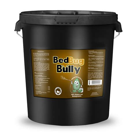 bed bug bully 5 gallon pail