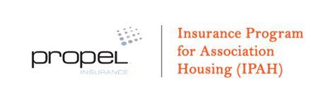 housing association insurance propel ipah adaptdesigns