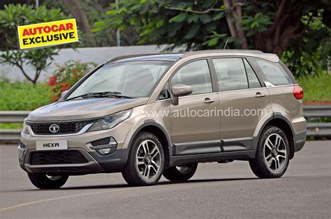 Tata Car Wallpaper Hd by The New Best Care Tata Hexa Hd Wallpaper
