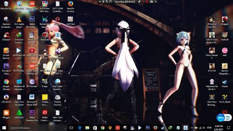 wallpaper engine steam is unavailable wallpaper engine non steam triple vocaloid preview 18