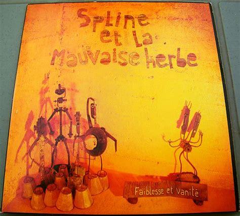 Salamah Maxi spline et la mauvaise herbe faiblesse et vanit 233 cd