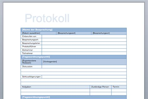 Word Vorlage Protokoll Meeting Sharepoint Meeting Manager Besprechungsarbeitsbereich Protokoll Meeting Einfach Checkliste