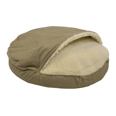 cave bed the snoozer cozy cave nesting bed is one of a bed that is breeds
