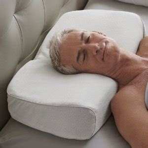 brookstone anti snore pillow review snoring solutions