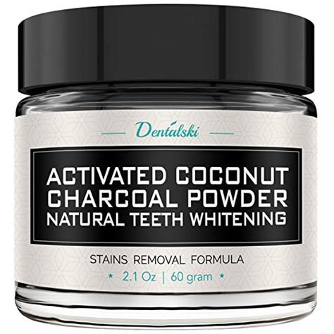 activated charcoal teeth whitening powder   usa