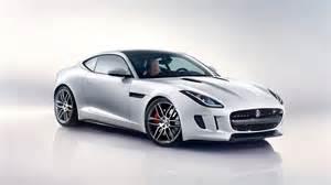 2014 Jaguar F Type R Coupe 2014 Jaguar F Type R Coupe White Wallpaper Hd Car Wallpapers