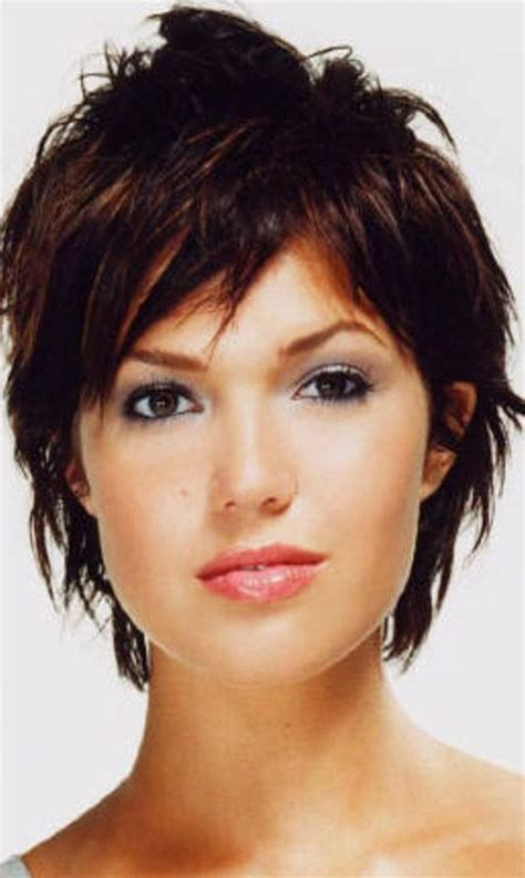 short choppy haircuts long in front short in back best 25 messy short hairstyles ideas on pinterest