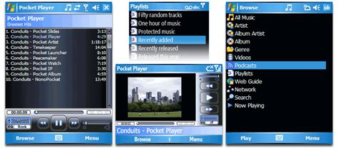 mobile media player mobile media player