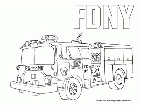 simple fire truck coloring page get this simple fire truck coloring page to print for