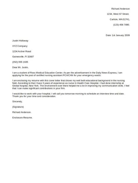 Employment Gap Letter Write A Cover Letter Employment Gaps Covering Letter Exle
