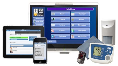 improving seniors home safety through software