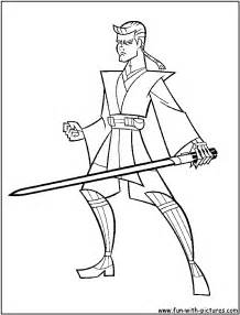 anakin skywalker coloring page anakin coloring page