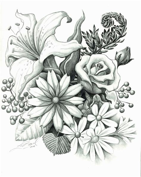 pocket watch tattoo drawings flowers sketch coloring page