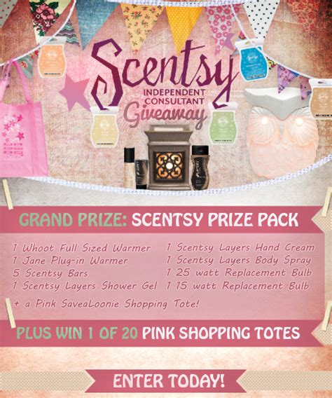 Scentsy Giveaway - savealoonie s scentsy giveaway winners