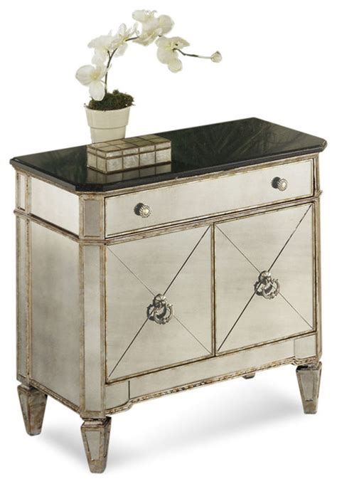borghese mirrored armoire borghese small mirrored chest traditional dressers