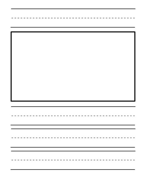 printable journal pages kindergarten pinterest the world s catalog of ideas