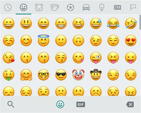 android new emojis whatsapp introduces its own emoji set in the android beta v2 17 364 drippler apps