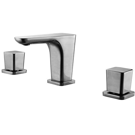 luxury bathroom faucets brands alfi brand ab1782 bn 8 in widespread 2 handle luxury
