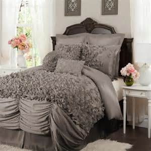 special edition by lush decor lucia 4 comforter set