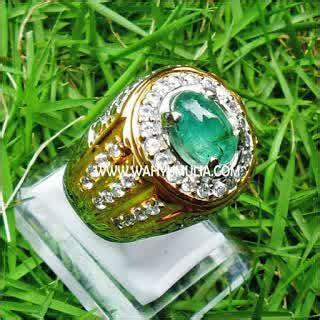218ct Emerald Beryl Zamrud Memo batu permata emerald beryl kode 107 wahyu mulia