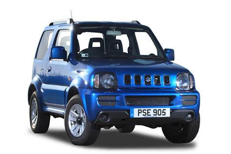Suzuki Jimny SUV owner reviews: MPG, problems, reliability