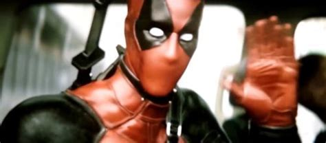 deadpool leaked footage test footage for deadpool leaks