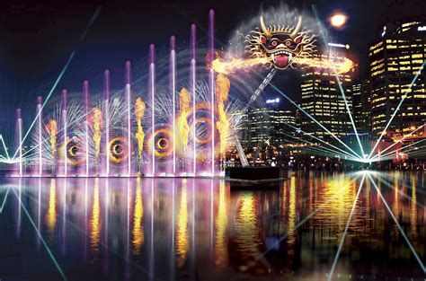 illuminations laser light show top 5 free new illuminations at vivid sydney 2016 sydney