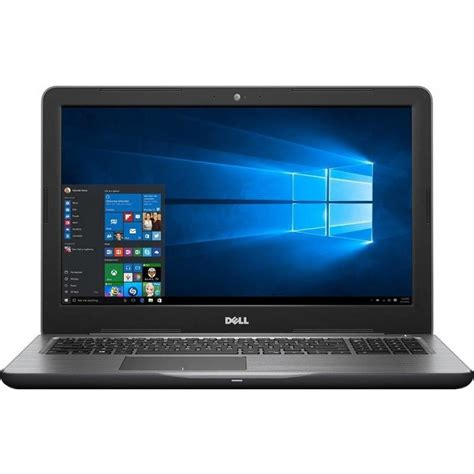Laptop Dell Ram 8gb laptop dell inspiron 5567 15 6 quot fhd anti glare led intel r tm i7 7500u amd radeon r7
