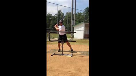 instructo swing ultra instructo swing batting tee youtube