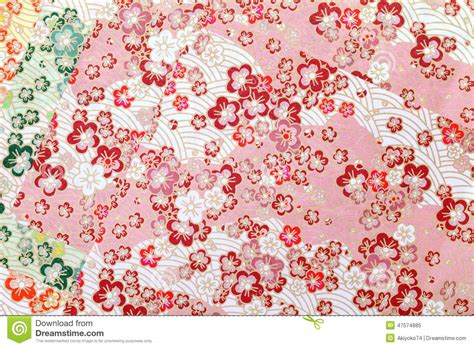 Japan Origami Paper - japanese pattern origami paper stock photo image 47574885