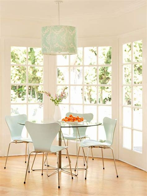 breakfast nook lighting five bright and light breakfast nooks to inspire any
