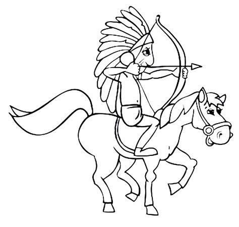 imagenes de indios americanos ni 241 os indios americanos colouring pages