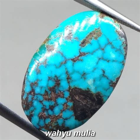Cincin Virus Persi by Batu Akik Phirus Biru Asli Kode 1022 Wahyu Mulia
