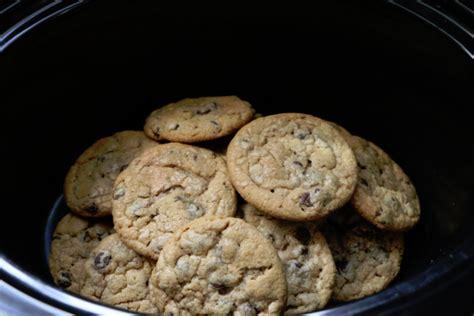 Pot A Cookies by Crock Pot Chocolate Chip Cookies