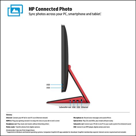hp envy recline 23 m230 com hp envy 23 m230 23 inch touchsmart all in one