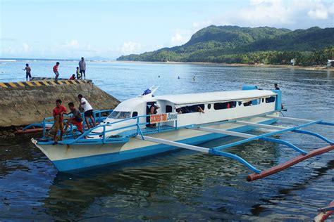 fishing boat for sale davao city bucas grande socorro surigao del norte getting in and