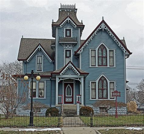 victorian gothic homes gothic revival victorian houses by albyfurlong 556