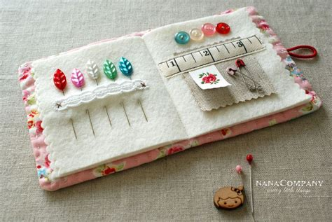 sewing pattern book holder needlebook tutorial by nanacompany nanacompany