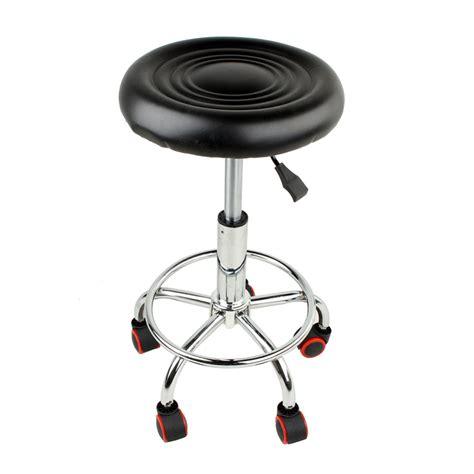 Work Stool Adjustable Height by 5 Rolls Stool Height Adjustable Swivel Chair Work Chair