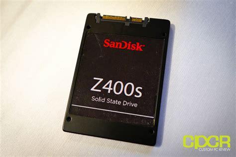 Sandisk Z400s computex 2015 sandisk cloudspeed eco 2 z400s ssd custom pc review