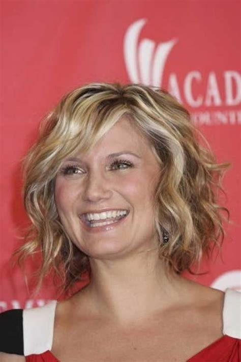 perms for short hair and round face 25 curly perms for short hair short hairstyles