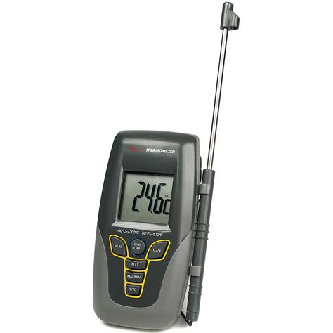 Thermometer Digital kaiser digital thermometer with probe 204092 b h photo