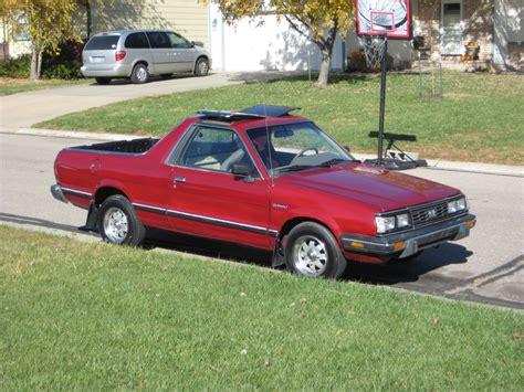 subaru brat custom 86 subaru brat cars i have owned or painted pinterest