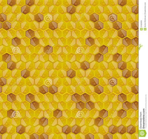 honeycomb pattern ai free honeycomb background seamless pattern stock vector image