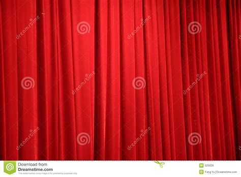 stage red curtains red stage curtain royalty free stock image image 525026